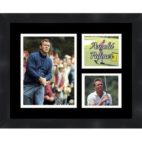 Frames By Mail Golf Legend Arnold Palmer Photo Collage Picture Frame TP03-11-00-golf-AP-1