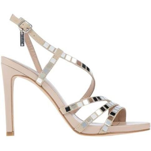 Sandals - Metallic - Liu Jo Heels