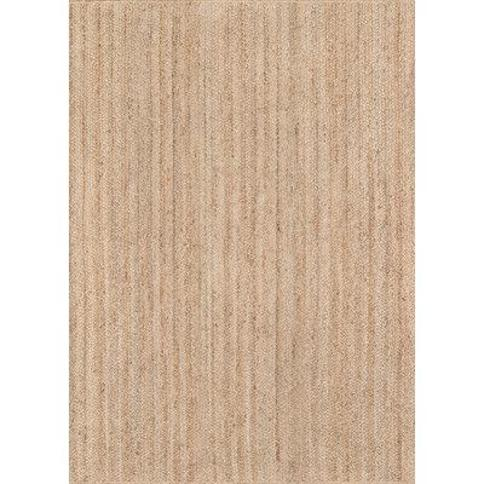 """Erin Gates by Momeni Westshore Waltham Hand-Woven Brown Area Rug WESTSWES-1BRN Rug Size: Rectangle 3'6"""" x 5'6"""""""