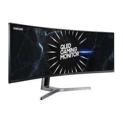 Samsung C49rg9 49 32 9 120 Hz Curved Freesync Hdr Va Gaming Monitor Lc49rg90ssnxza Yahoo Shopping