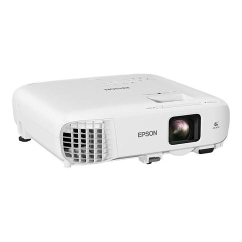 EpsonPowerLite 2142W - 3LCD projector - 4200 lumens (white) - 4200 lumens (color) - WXGA (1280 x 800) - 16:10 - 720p - 802.11n wireless / LAN - with 2