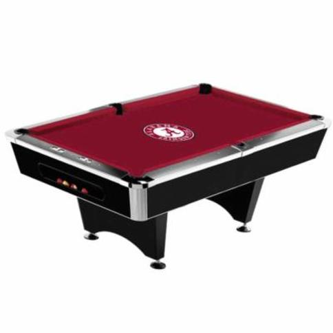 Alabama Crimson Tide 8' Billiard Cloth