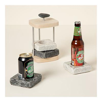 Beer Chilling Coasters Yahoo Shopping