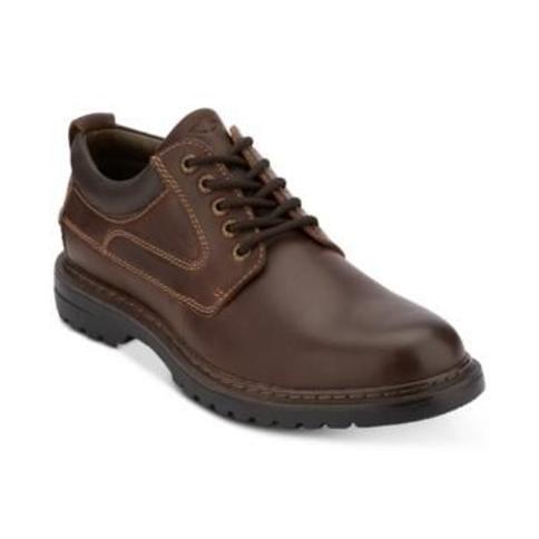 Dockers Men's Warden Plain-Toe Leather Oxfords Men's Shoes