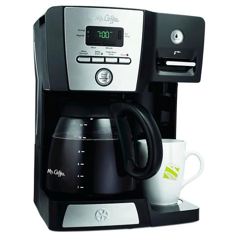 Mr. Coffee Versatile Brew 12 Cup Programmable Coffee Maker - BVMC-DMX85