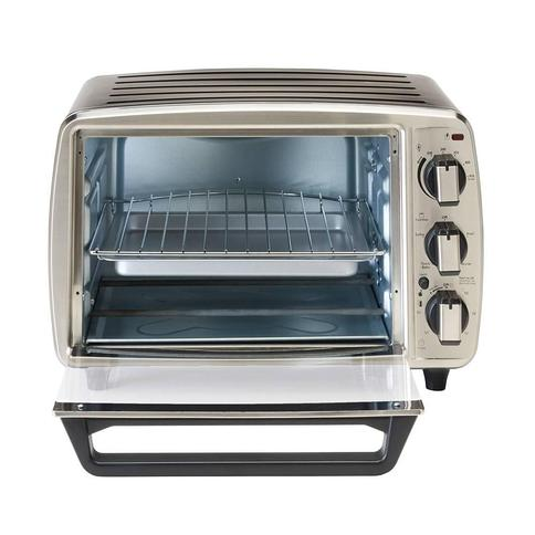 Oster 6-Slice Convection Toaster Oven - Stainless Steel - TSSTTV0002