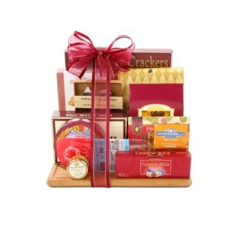 The Gifting Group Cutting Board Gift Basket