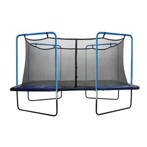 Upper Bounce 13-ft. Square 4-Arch Trampoline Enclosure Net