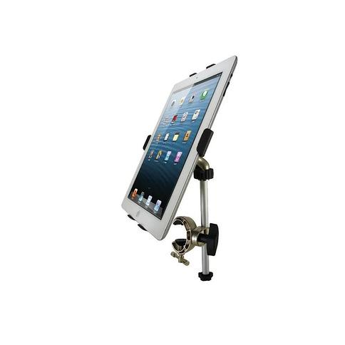 Monoprice Music Mount For iPad 2, iPad 3, iPad 4, and iPad Mini | Rotates 360A, Full Angular Adjustments (Assembly Required)
