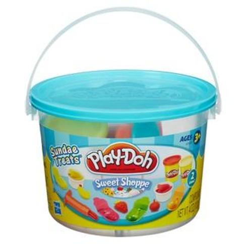 Play-Doh Sunday Treats Sweet Shoppe Mini Bucket