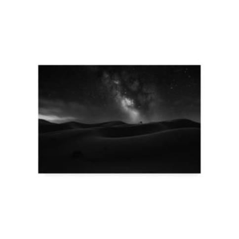 "Jorge Ruiz Dueso Road to Stars Canvas Art - 20"" x 25"""