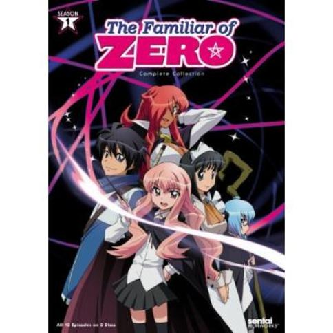 Familiar of Zero: Season 1 by Cristina Valenzuela