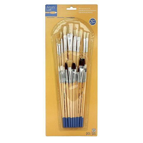Necessities All-Purpose Brush Set By Artist's Loft