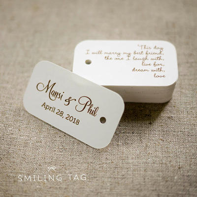 Set of Three Funny What Can I Bring Wine and Spirit Letterpress Tags