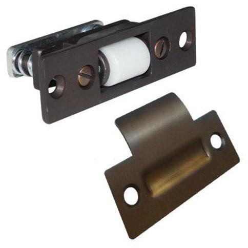 DON-JO MFG INC. Roller Latch 1702-6 Finish: Oil Rubbed Bronze