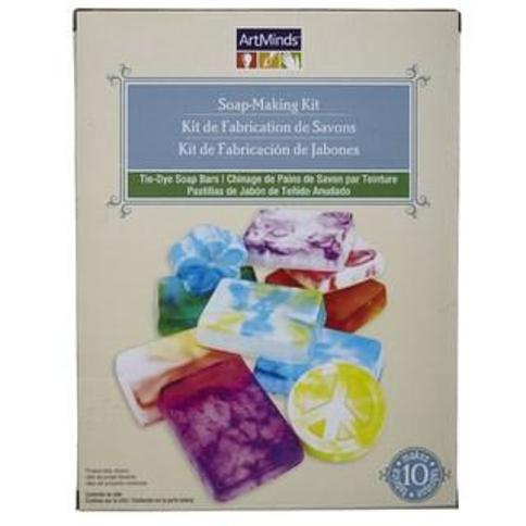 Tie Dye Soap Making Kit by ArtMinds