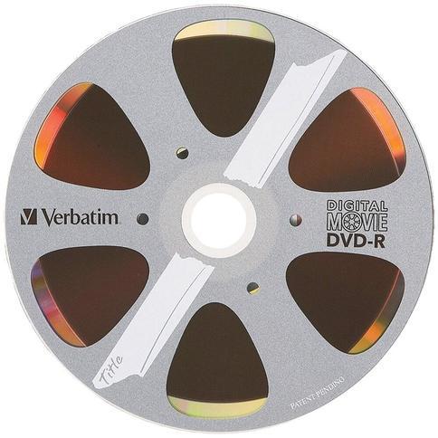 Verbatim 97946 4.7gb 120-minute digitalmovie dvd-rs, 10 pk
