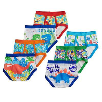 4 4T 8 6 Sesame Street Elmo Boys Underwear 8-Pack Sizes 2T//3T
