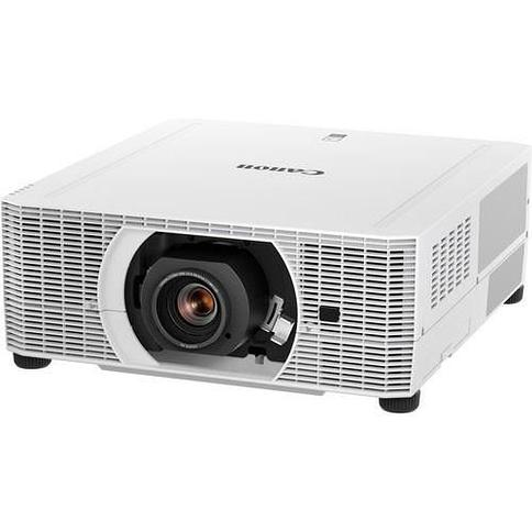 CanonREALiS WUX6600Z - LCOS projector - 6600 lumens - WUXGA (1920 x 1200) - 16:10 - 1080p - standard lens - 802.11n wireless / LAN(2501C006)