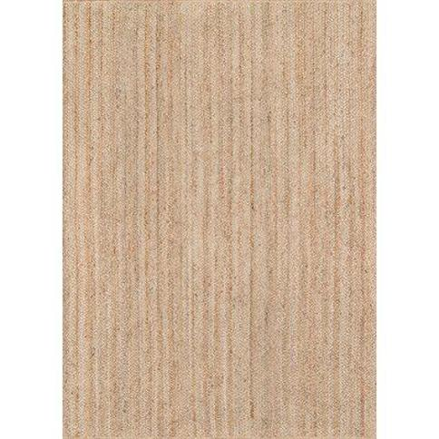 """Erin Gates by Momeni Westshore Waltham Hand-Woven Brown Area Rug WESTSWES-1BRN Rug Size: Rectangle 8'6"""" x 11'6"""""""