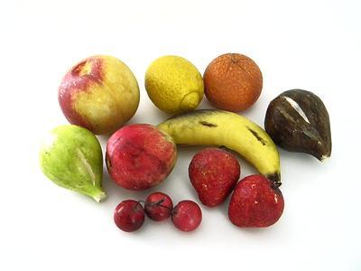 Peach Fruit Tart Cufflinks
