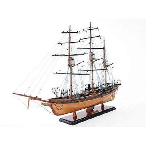 Old Modern Handicrafts CSS Alabama Model Boat T292