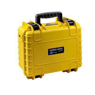 B W Type 2000 Outdoor Case With Rpd Insert 2000 B Rpd 2000 Y Rpd Color Black Yahoo Shopping