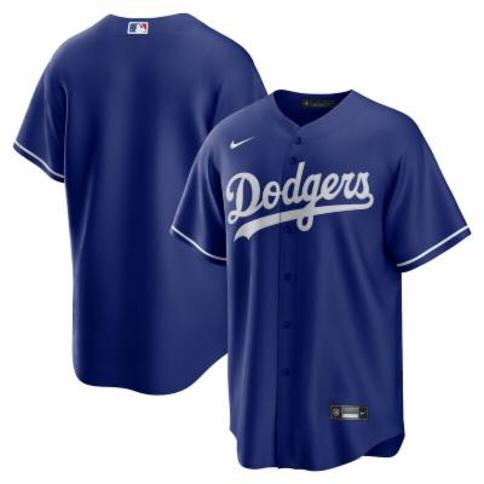 Los Angeles Dodgers Nike Alternate 2020 Replica Team Jersey - Royal