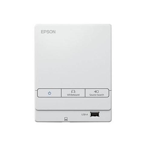 EpsonBrightLink Pro 1450Ui Interactive - 3LCD projector - 3800 lumens (white) - 3800 lumens (color) - WUXGA (1920 x 1200) - 16:10 - 1080p - ultra shor