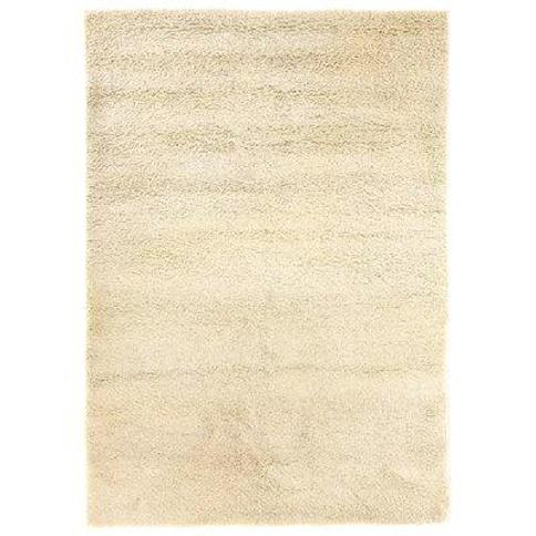 """Exquisite Rugs Sumo Shag and flokati Wool Ivory Area Rug 9157-A0E0 Rug Size: Rectangle 11' x 14'6"""""""