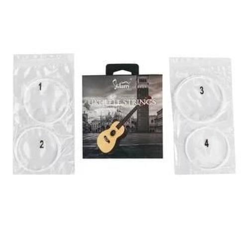 Glarry Electric Guitar Strings Set 5 Styles (Ukulele Strings Set)