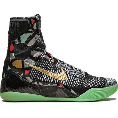 Kobe 9 Elite 'gumbo League' Shoes - Size 11.5 - Black - Nike Sneakers