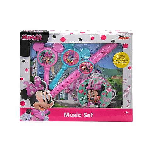 UPD Toy Musical Instrument Sets - Minnie Basic Music Toy - Set of Four