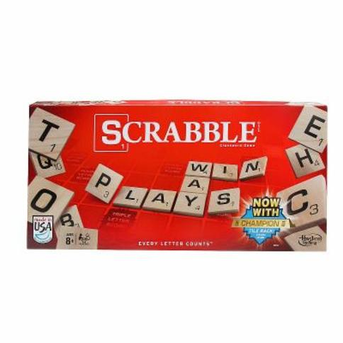 Scrabble Word Game by Hasbro