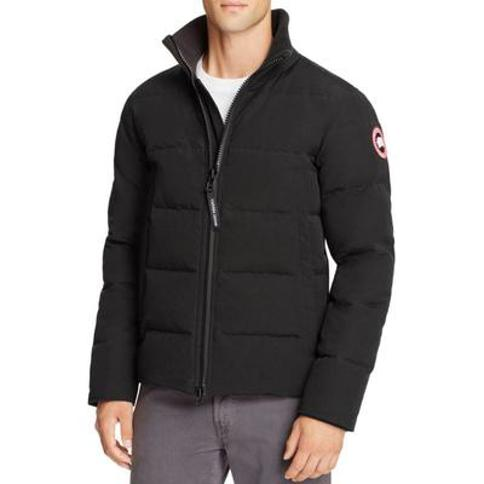 Woolford Down Jacket - Black - Canada Goose Jackets