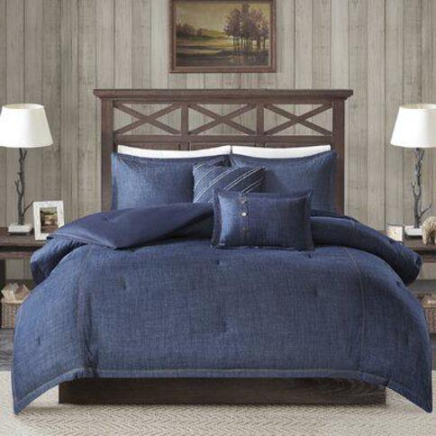 Woolrich Perry Comforter Set WR10-219 Size: Queen