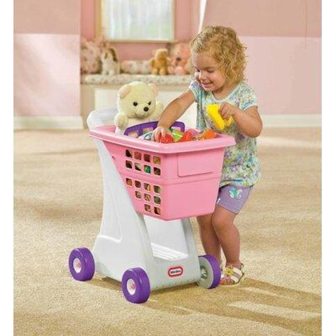 Little Tikes Role Play Shopping Cart 615344M