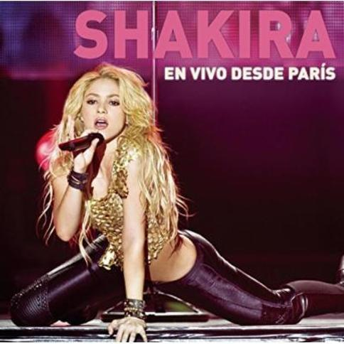 En Vivo Desde Paris (W/Dvd) by Shakira (2011-12-19)
