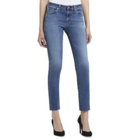 Ag Jeans Raw-Hem Jeans