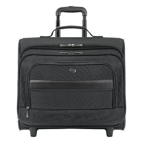 UNITED STATES LUGGAGE Solo Rolling Laptop Case/Overnighter USLB644