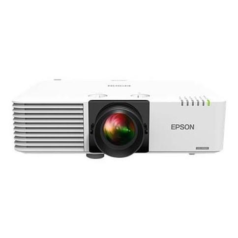 EpsonPowerLite L610U - 3LCD projector - 6000 lumens (white) - 6000 lumens (color) - WUXGA (1920 x 1200) - 16:10 - 1080p - 802.11n wireless / LAN - Bri