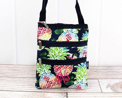 Extra Large Vacation Pool Summer Cruise Tote in Grey Scribble Flowers Oversized Modern Floral Shoulder Bag with Black Waxed Canvas Bottom
