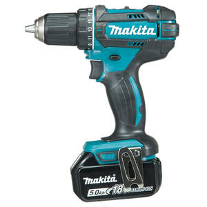 [家事達] 牧田 MAKITA-DDF482RFE 充電式電鑽(電池3.0Ah*2•充電器*1)-18V    特價