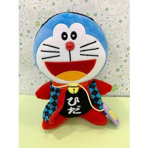 【震撼精品百貨】Doraemon_哆啦A夢~哆啦A夢絨毛娃娃-高山限定版#37816