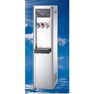 【博群BQ】BQ-972H 溫熱雙溫落地型飲水機【空機版,可內置RO、3M或BRITA等各式過濾系統】