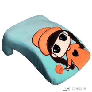 卡通午睡枕趴睡枕頭辦公室趴著睡覺神器學生午休枕兒童趴趴枕 樂芙美鞋