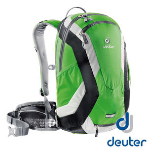 德國 deuter Super Bike 18 EXP 自行車背包18+4L 綠/黑 32114 戶外 │ 露營 │ 登山│ 後背包
