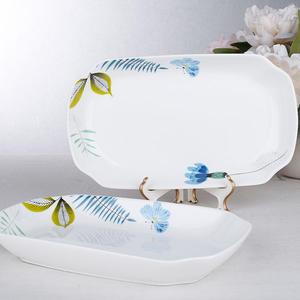 店長推薦 骨瓷餐具套裝家用中式陶瓷碗碟套裝碗具碗盤湯碗魚盤可微波