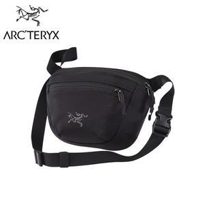 Arc'teryx 始祖鳥 Maka 1 Waistpack 旅行隨身小腰包 #17171 黑