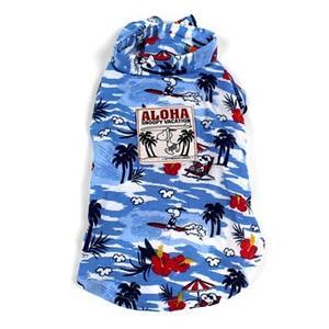[熊熊e-shop] 史努比休閒衝浪衣 L號 寵物衣服 狗衣服